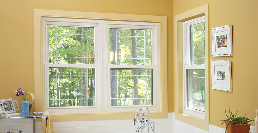 Alside windows brentwood md fulton md mclean va for What are the best vinyl windows