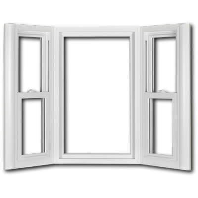 Simonton windows oakton va vienna va damascus md for Vinyl bay window