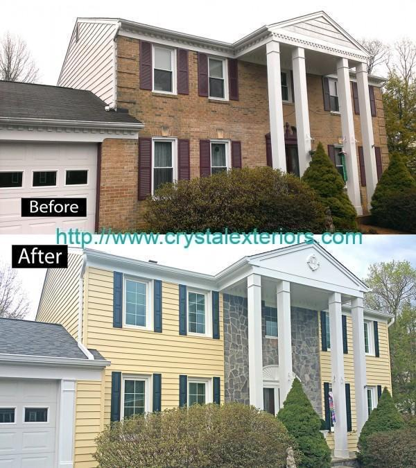 Siding Gallery Crystal Exteriors