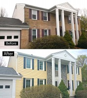 Crystal Exteriors-Exterior Portfolio-CraneBoard-insulated-vinyl-siding-Silver Spring-Montgomery County-Maryland-MD-20904-MS1
