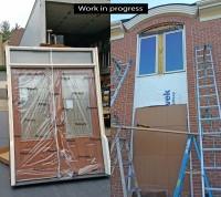 Crystal Exteriors-ProVia-Signet-fiberglass French door-Potomac-Montgomery County-Maryland-MD-20854-EM2