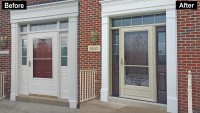 Crystal Exteriors-Provia-Signet-fiberglass-entry-door-Silver Spring-Montgomery County-Maryland-MD-20904-LT1